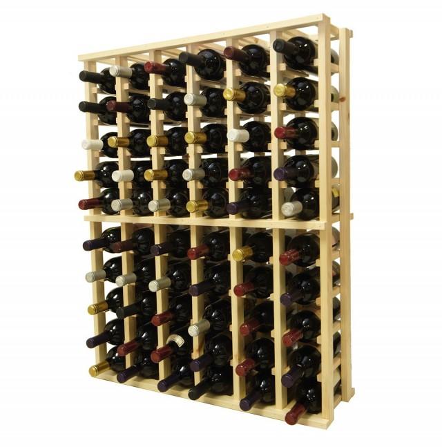 Rustic Wine Rack Furniture
