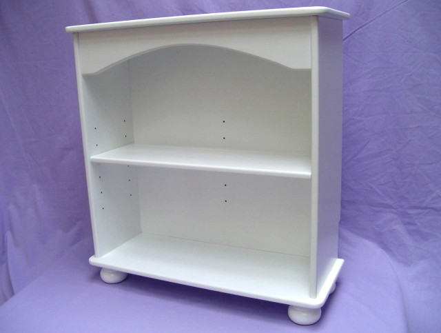 Small White Bookcases On Sale