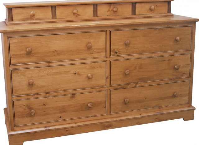Solid Wood Dressers Canada