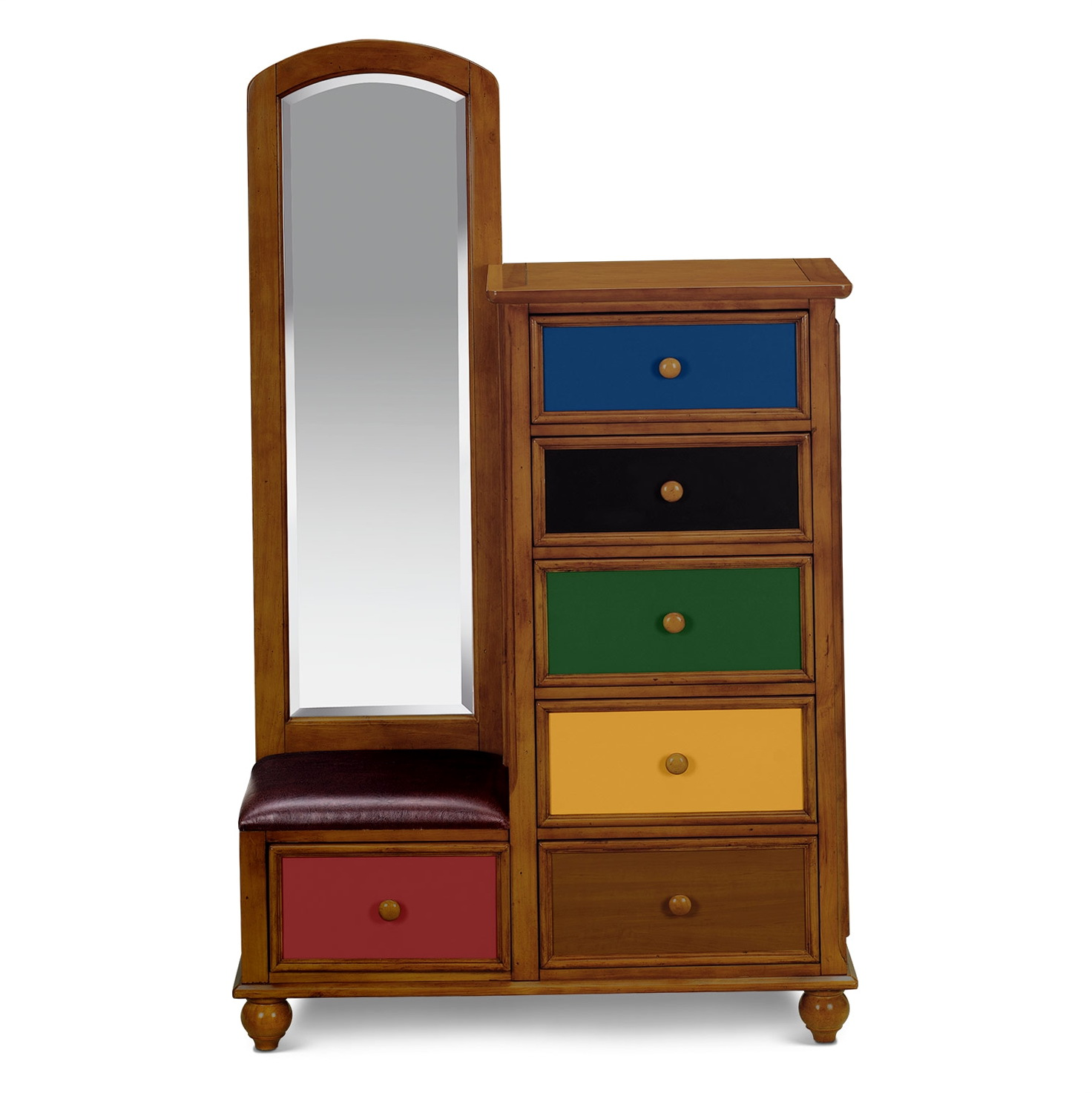 Permalink to Tall Boy Dresser With Mirror