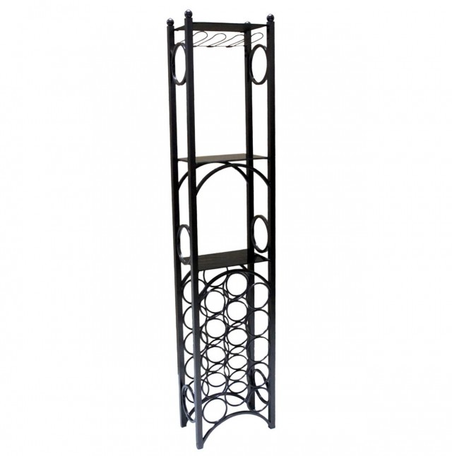 Tall wine rack uk home design ideas - Tall corner wine rack ...