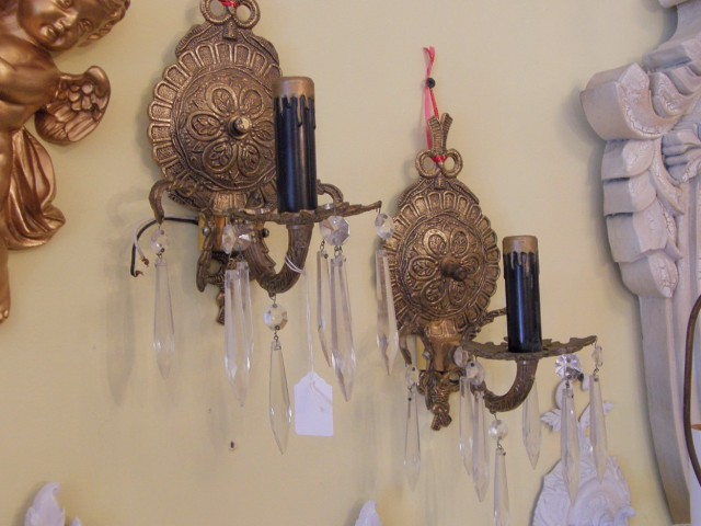 Vintage Wall Sconces Electric