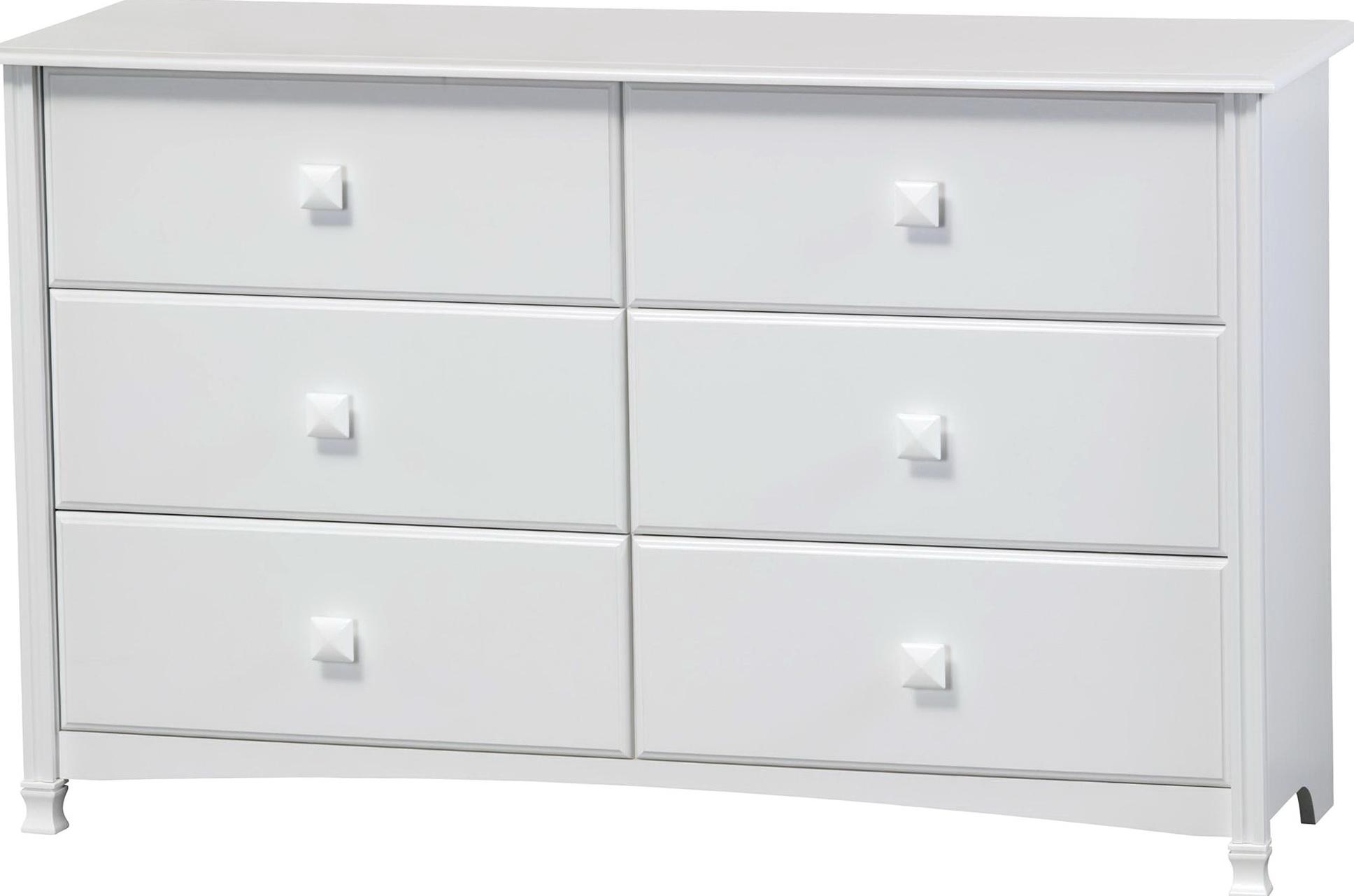 6 Drawer Dresser White Target Bestdressers 2017