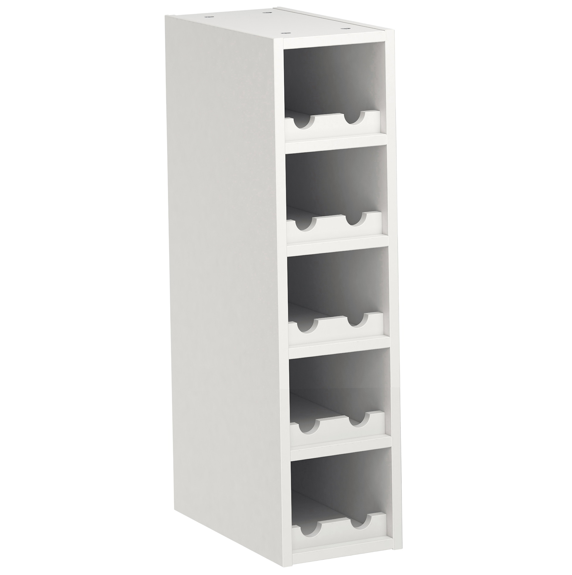 White wine rack cabinet ikea home design ideas for Wine shelves ikea