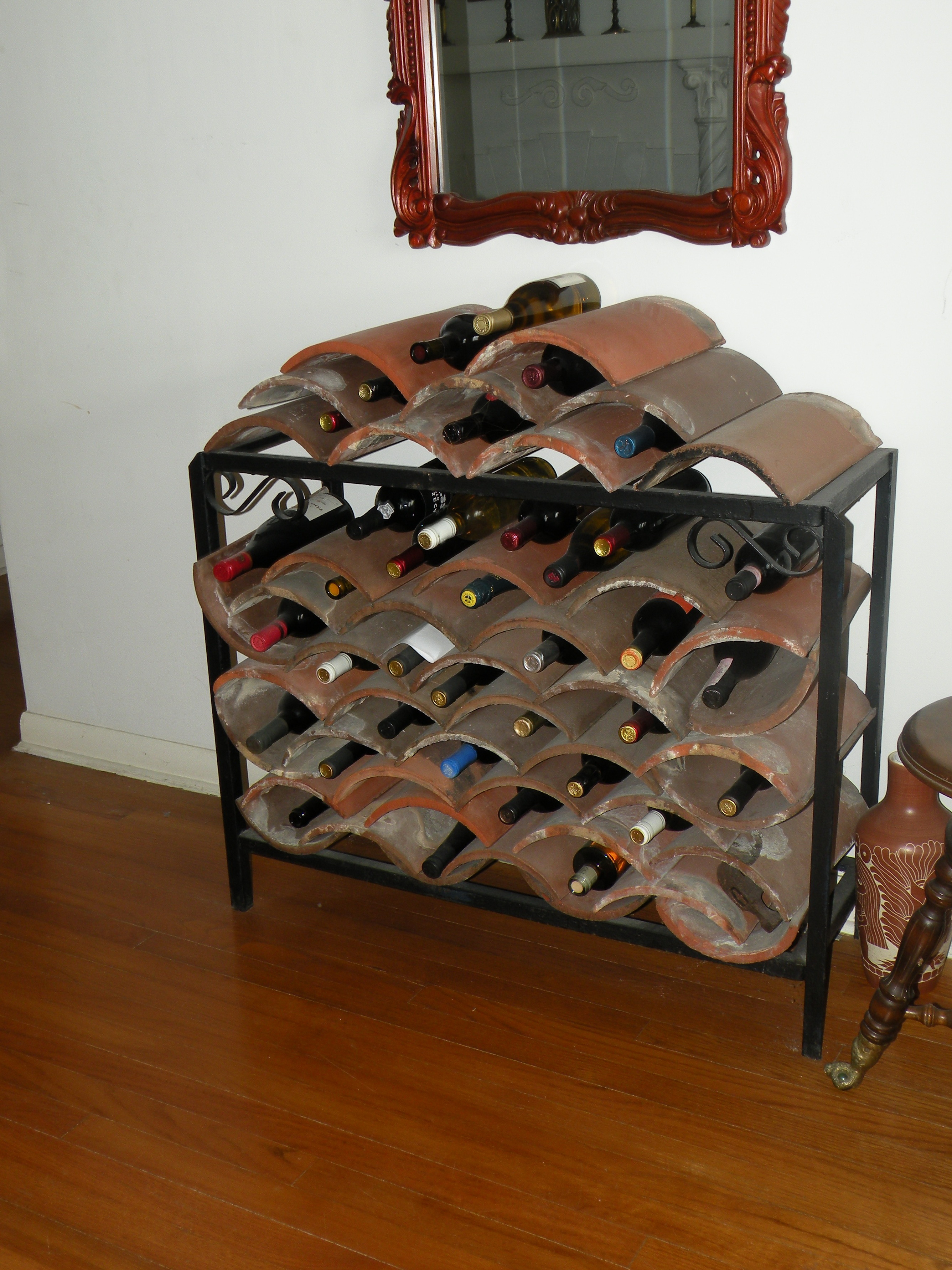 Wine Rack Dimensions Diy   Home Design Ideas