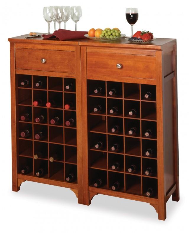 Wine Rack Furniture Pottery Barn