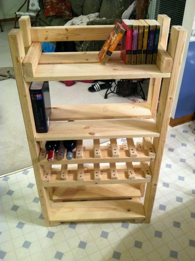 Wine Rack Plans Pdf