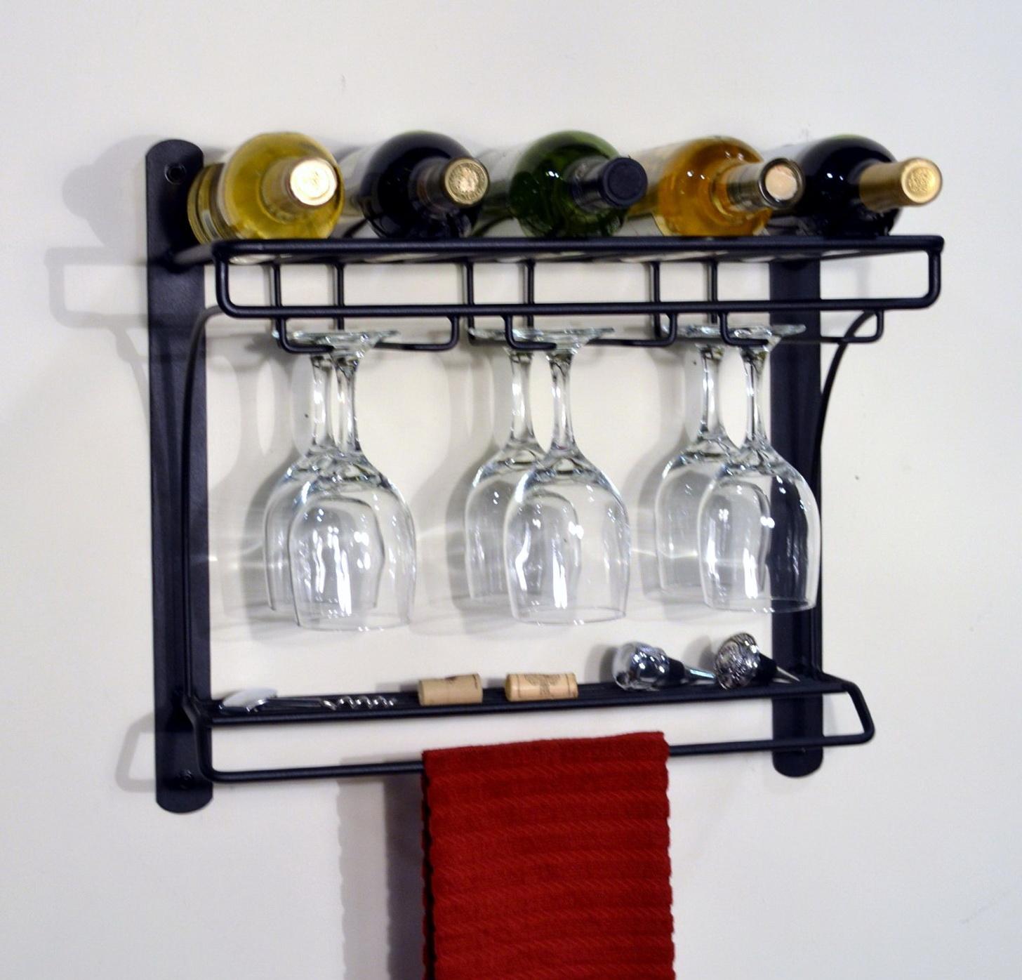 Wine Rack Shelves