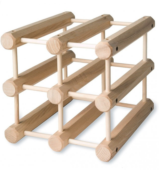 Stackable wine racks ikea home design ideas for Wine shelves ikea