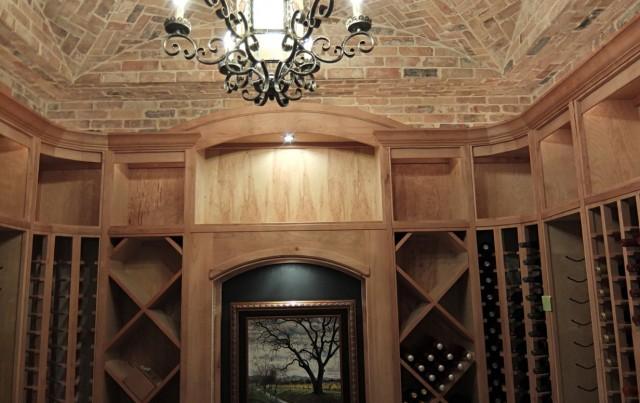 Custom Wine Cellars Houston