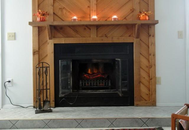 Duraflame Electric Fireplace Logs