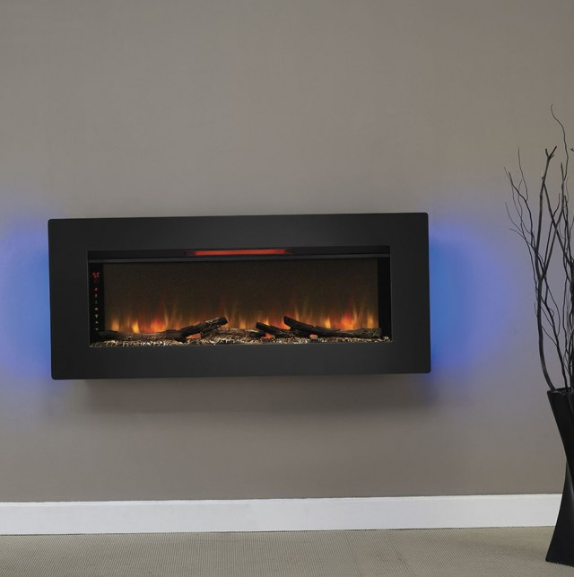 Duraflame Wall Mount Electric Fireplace