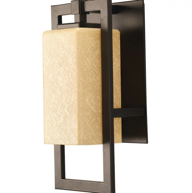 Exterior Wall Sconce Revit Family