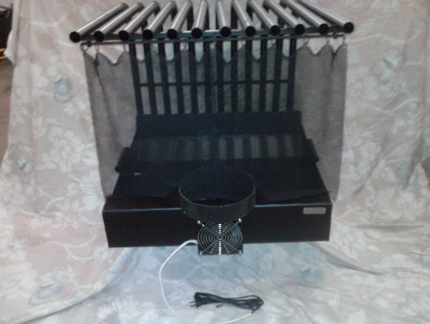Fireplace Grate Heater Heat Exchanger Home Design Ideas