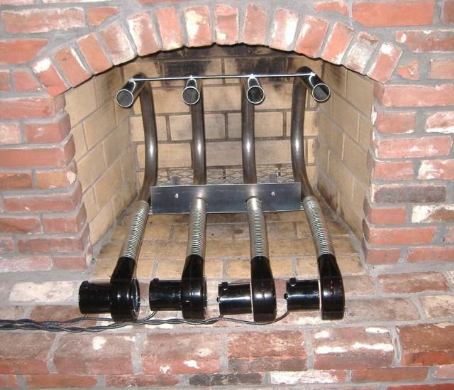 Fireplace Heat Exchanger Blower | Home Design Ideas