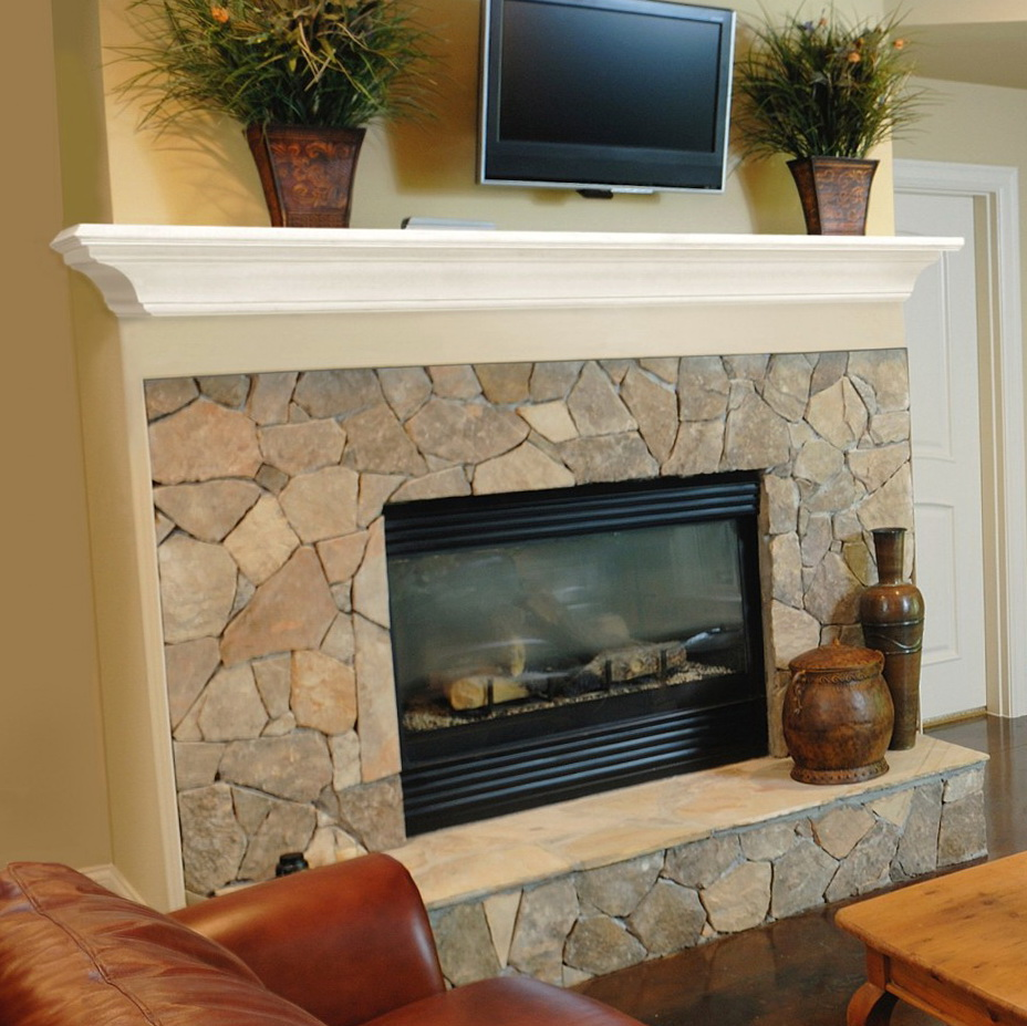 Fireplace mantel shelf diy home design ideas for Fireplace mantel shelf designs