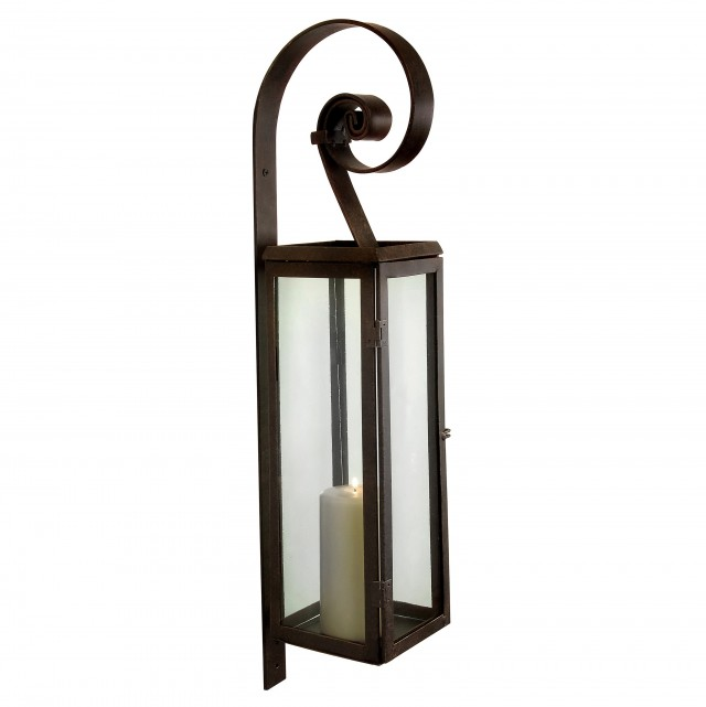 Lantern Style Wall Sconce