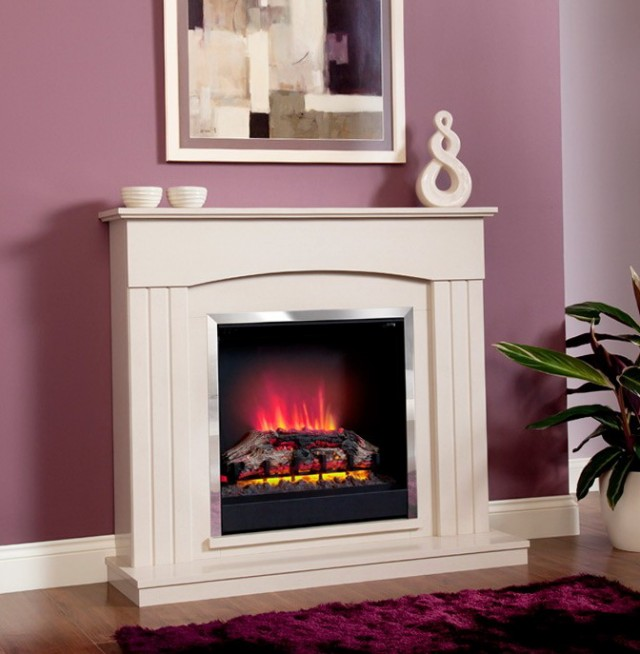 modern electric fireplaces uk