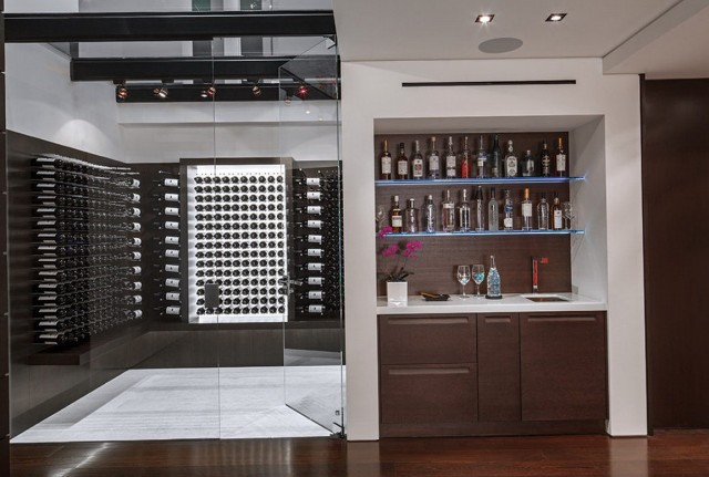 Modern Wine Cellar Doors