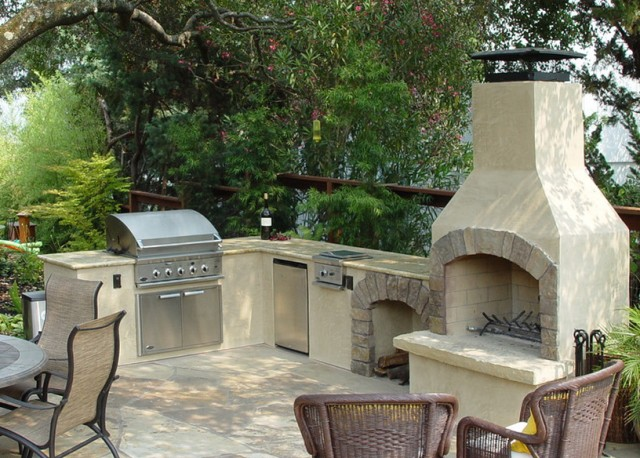 Prefab Outdoor Fireplace Kits Sale Home Design Ideas