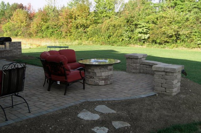 Outdoor Gas Fireplaces Fire Pits