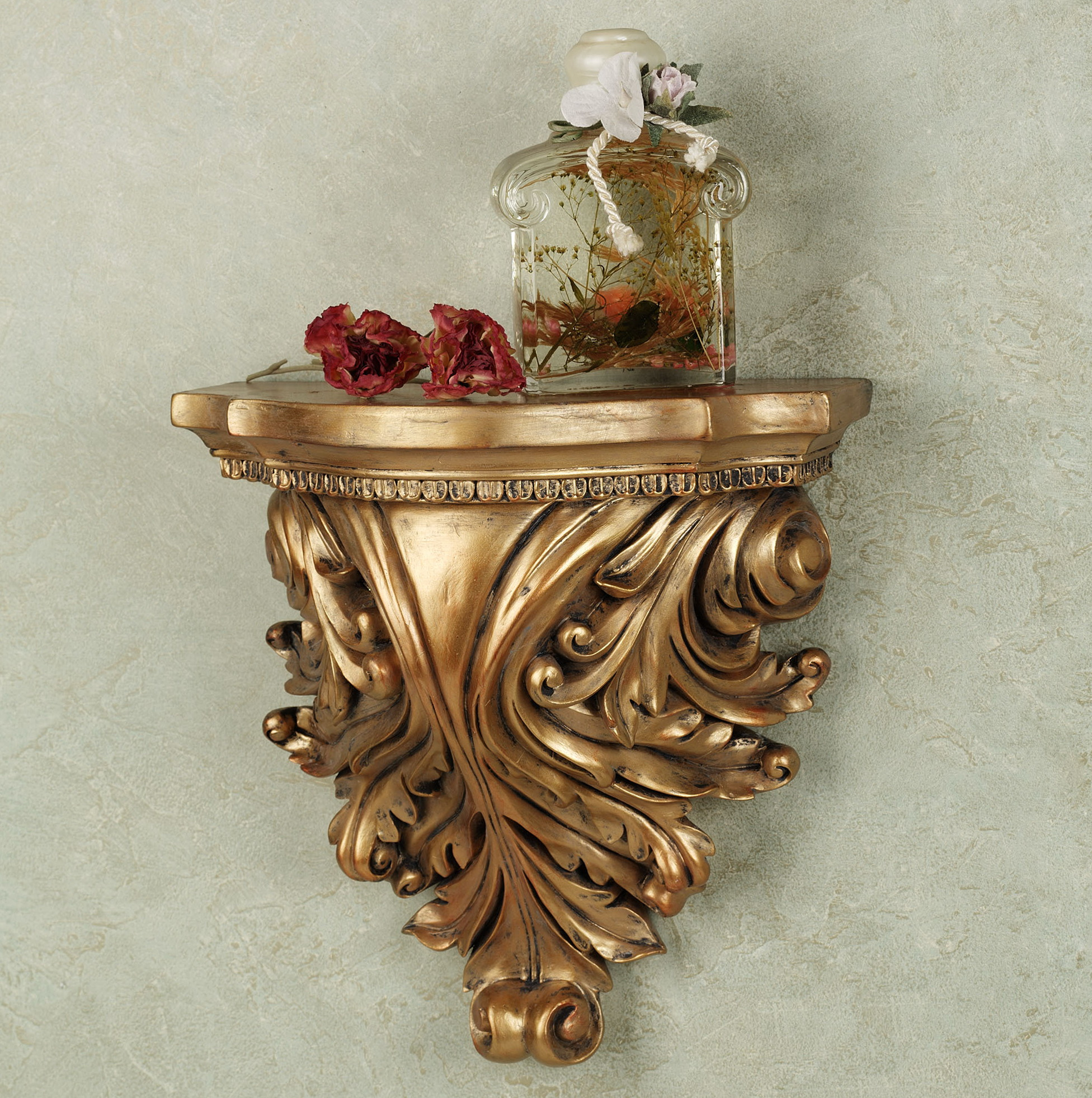Permalink to Small Wall Sconce Shelf