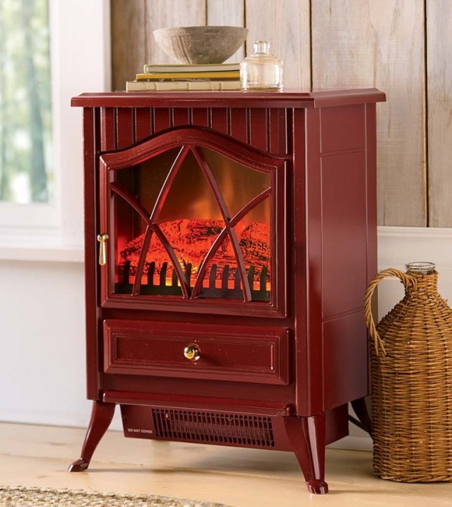 Fireplace Looking Space Heater | Home Design Ideas