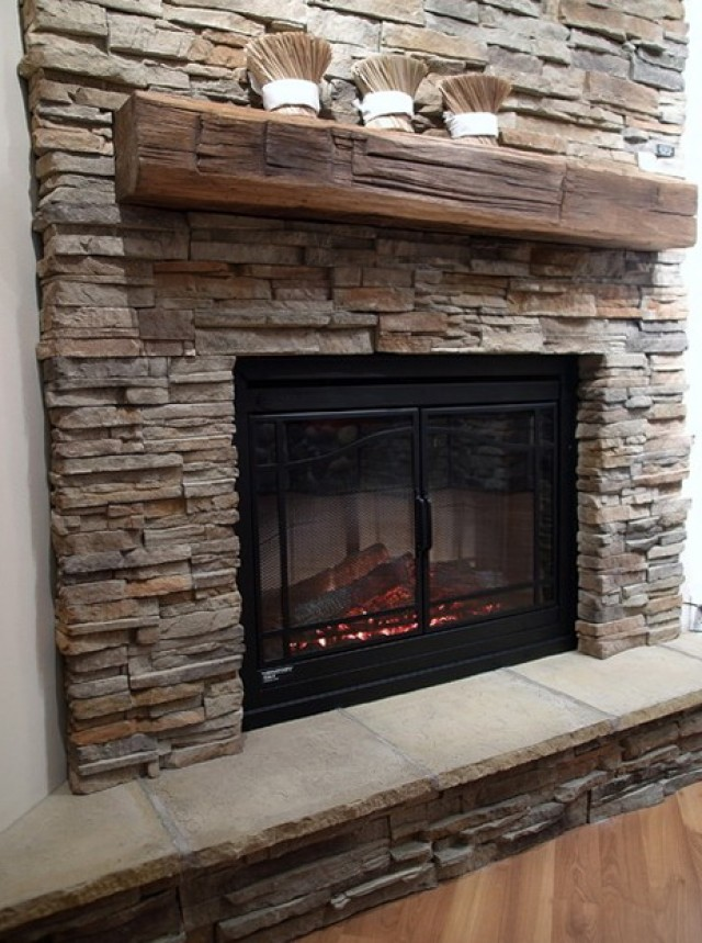 Air Stone Fireplace Images Home Design Ideas