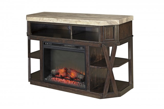 Tv Stand With Fireplace Ashley Furniture