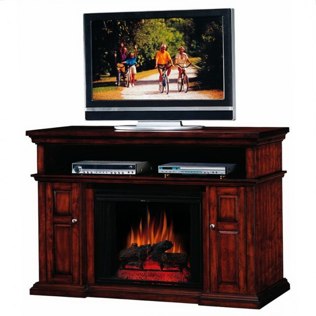 Tv Stand With Fireplace Costco