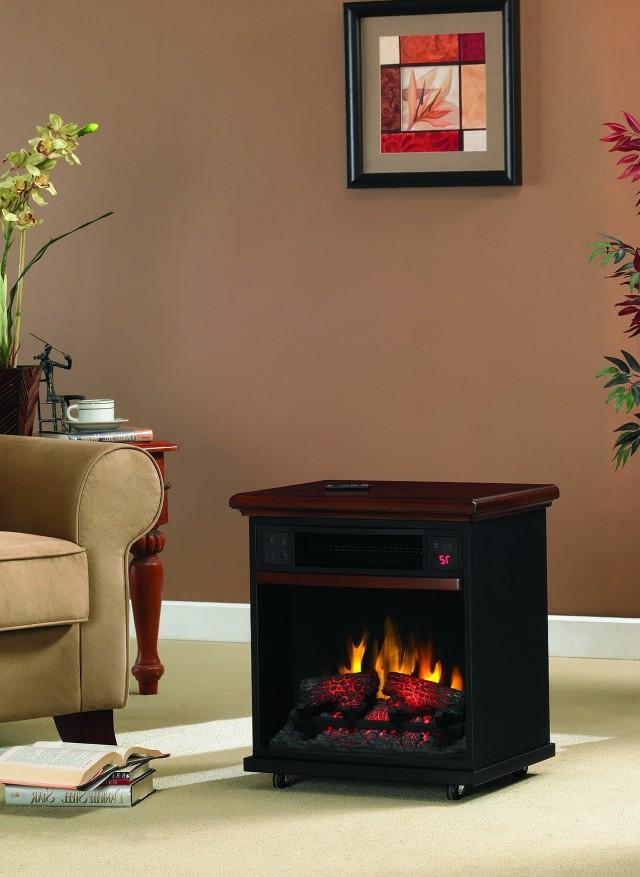 Twin Star Electric Fireplace Model 23ef022gra | Home Design Ideas