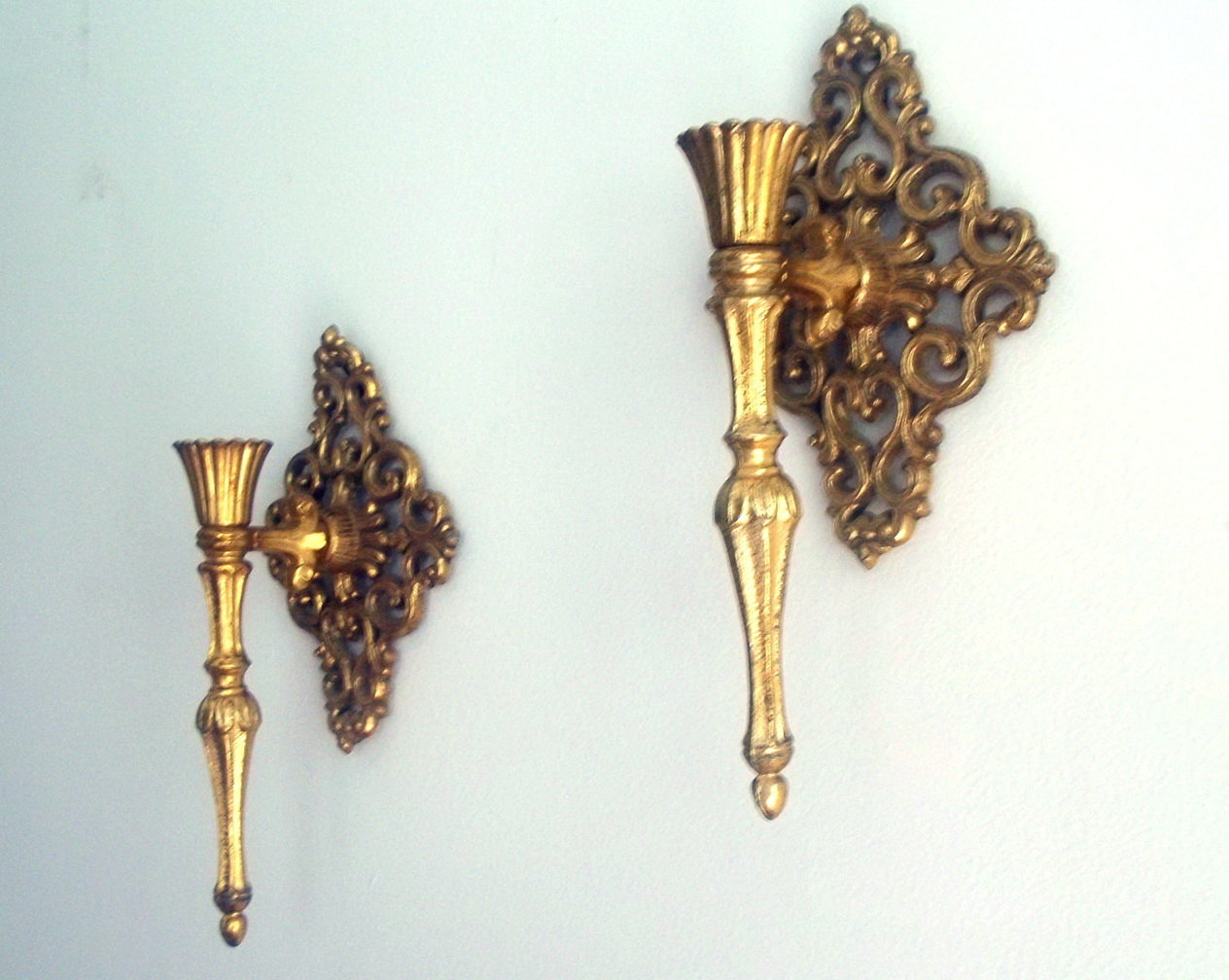 Victorian Candle Wall Sconces Home Design Ideas