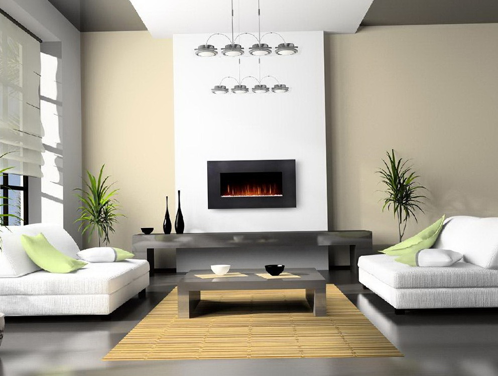 Stunning Electric Fireplace Design Ideas Photos