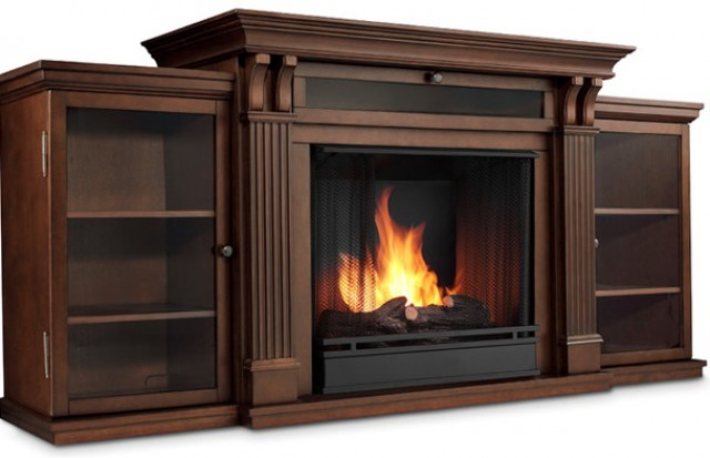 Wall Entertainment Center With Fireplace Home Design Ideas