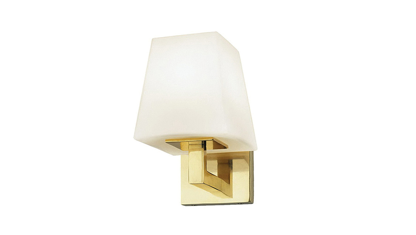 Permalink to White Metal Wall Sconce