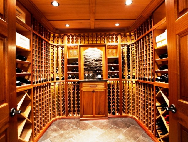 Wine Cellar Design Plans