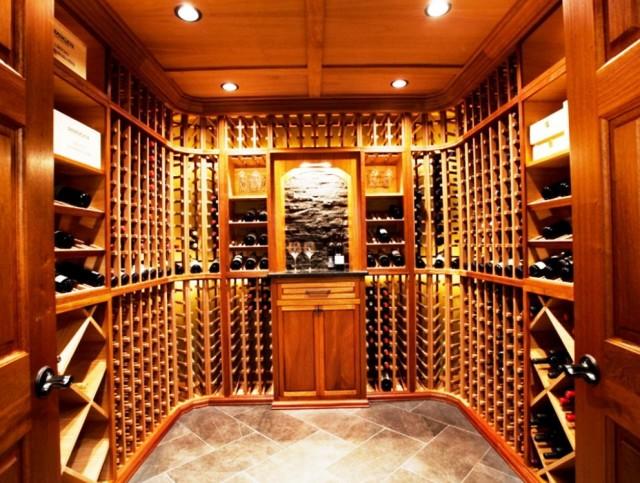Wine Cellar Design Plans
