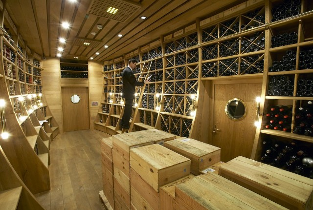 Wine Cellar Racks Diy