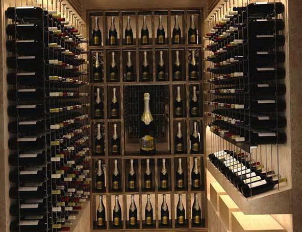 Wine Cellar Temperature And Humidity Monitor