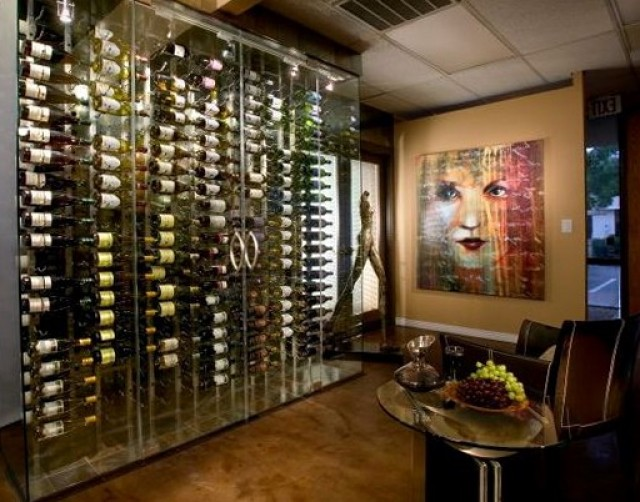 Wine Cellar Temperature Control System