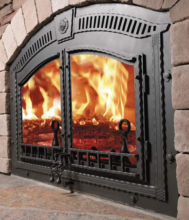 Zero Clearance Wood Burning Fireplace Reviews   Home Design Ideas