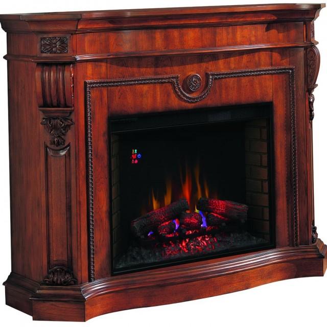 62 Grand Black Electric Fireplace | Home Design Ideas