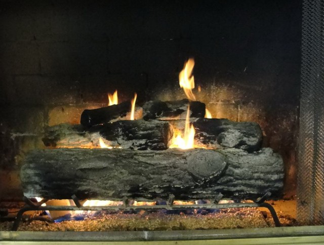 How To Arrange Artificial Logs In Gas Fireplace Home