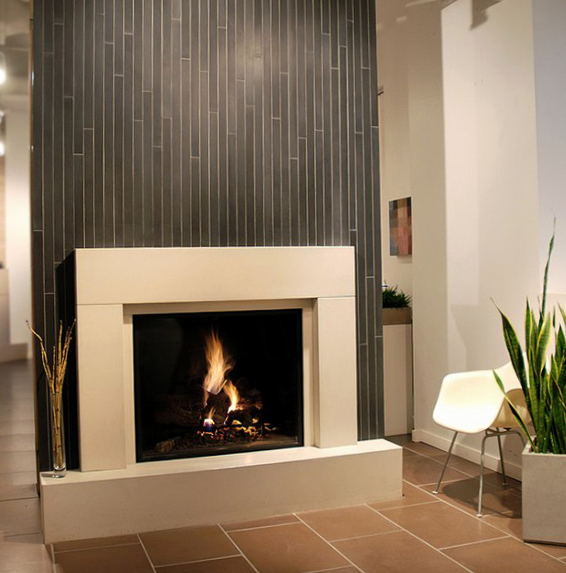 Contemporary Fireplace Mantel Designs Home Design Ideas