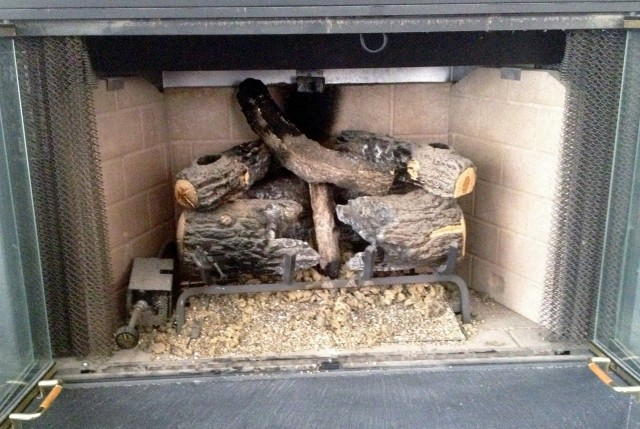 Convert Gas Fireplace To Wood Cost