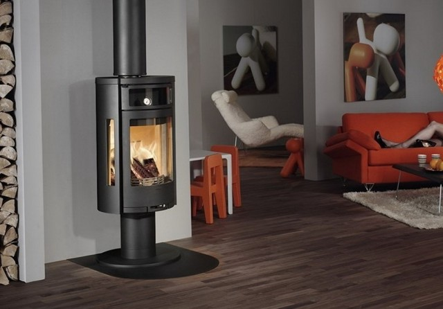 Convert Gas Fireplace To Wood Stove Insert