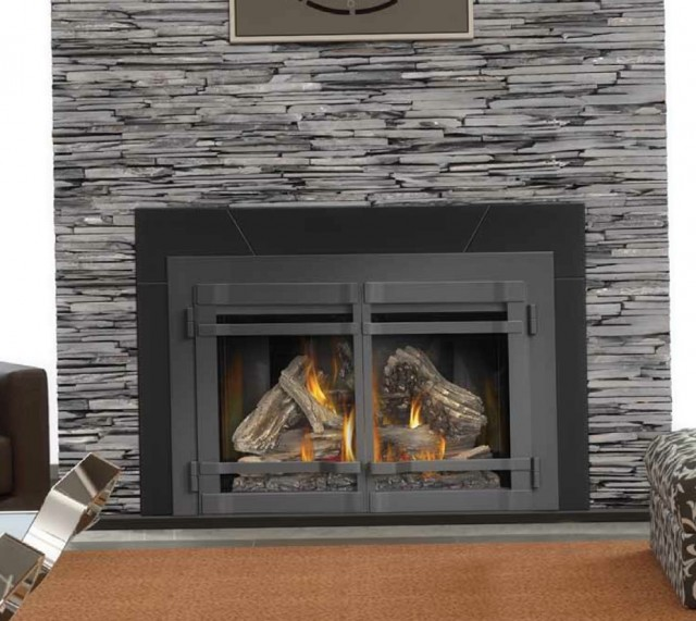 Convert Wood Burning Fireplace To Gas Cost | Home Design Ideas