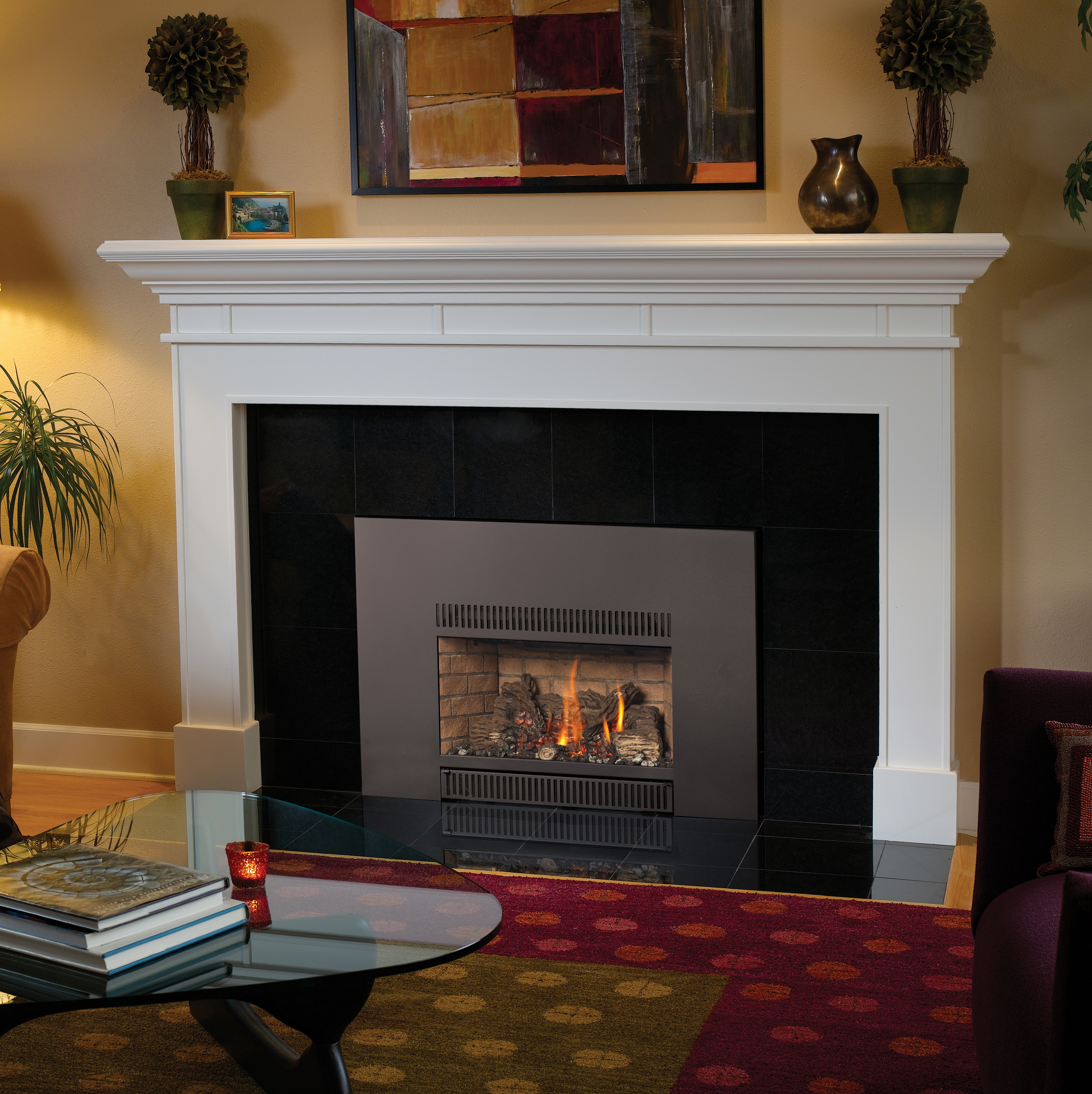good convert wood fireplace to gas insert part 8 convert wood