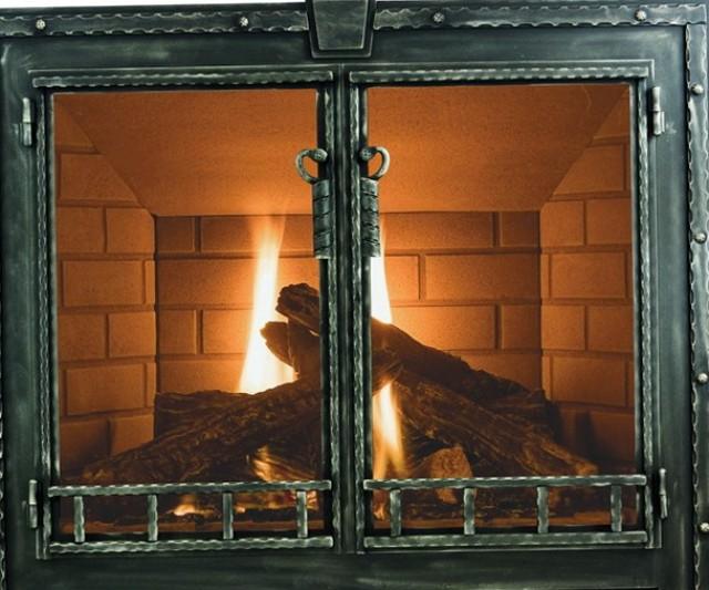 Custom Fireplace Doors Houston