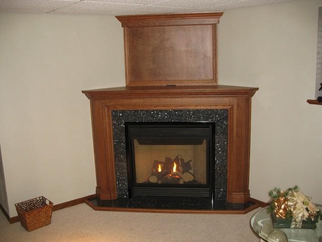 Custom Fireplace Mantels Houston